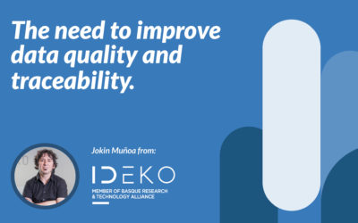 The need to improve data quality and traceability